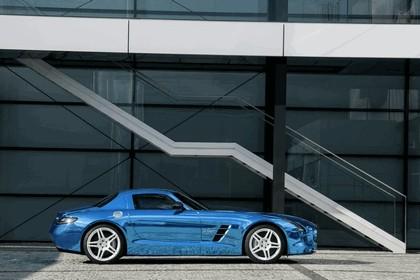 2012 Mercedes-Benz SLS AMG Electric Drive concept 12