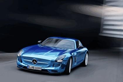 2012 Mercedes-Benz SLS AMG Electric Drive concept 16