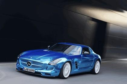2012 Mercedes-Benz SLS AMG Electric Drive concept 17