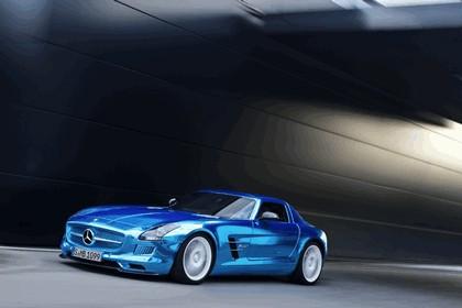 2012 Mercedes-Benz SLS AMG Electric Drive concept 18