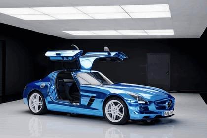 2012 Mercedes-Benz SLS AMG Electric Drive concept 19
