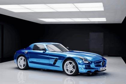 2012 Mercedes-Benz SLS AMG Electric Drive concept 20