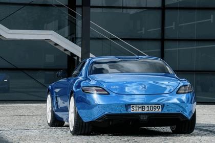 2012 Mercedes-Benz SLS AMG Electric Drive concept 24