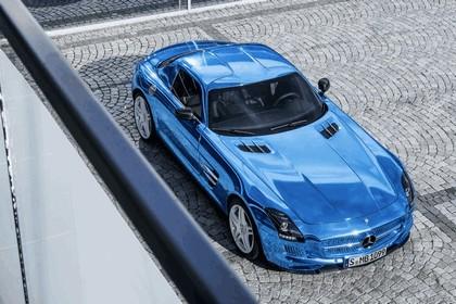 2012 Mercedes-Benz SLS AMG Electric Drive concept 25