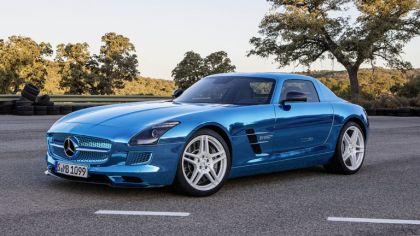 2012 Mercedes-Benz SLS AMG Electric Drive concept 2