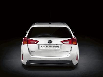 2012 Toyota Auris Touring Sports 4