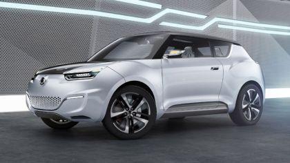 2012 SsangYong e-XIV concept 9