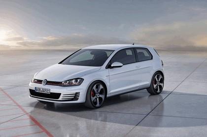 2012 Volkswagen Golf ( VII ) GTI concept 1