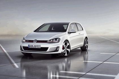 2012 Volkswagen Golf ( VII ) GTI concept 2