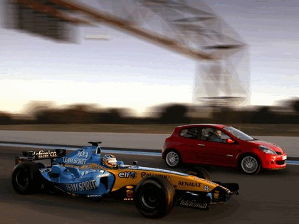 2006 Renault Clio Renault Sport and F1 1
