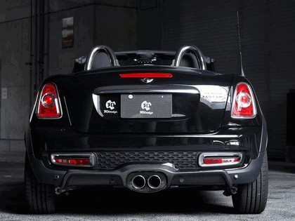 2012 Mini Roadster by 3D Design 4