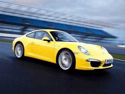 2012 Porsche 911 ( 991 ) Carrera S - UK version 1