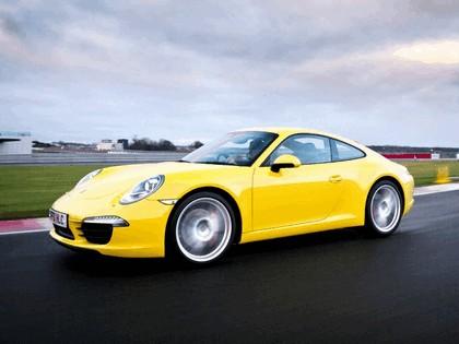 2012 Porsche 911 ( 991 ) Carrera S - UK version 5