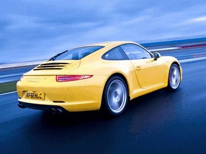 2012 Porsche 911 ( 991 ) Carrera S - UK version 8