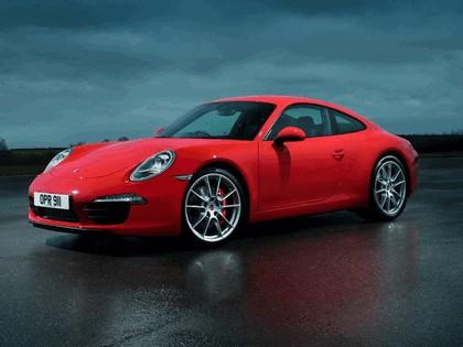2012 Porsche 911 ( 991 ) Carrera S - UK version 10