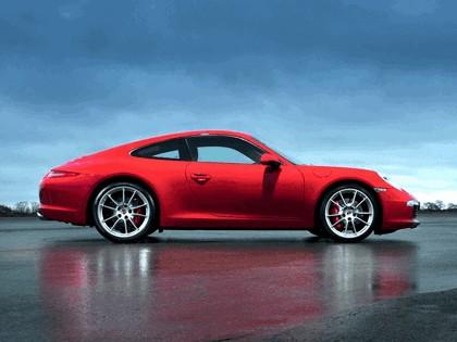2012 Porsche 911 ( 991 ) Carrera S - UK version 11