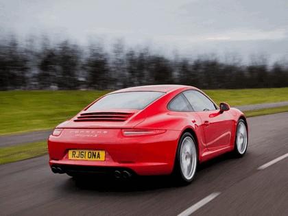 2012 Porsche 911 ( 991 ) Carrera S - UK version 14