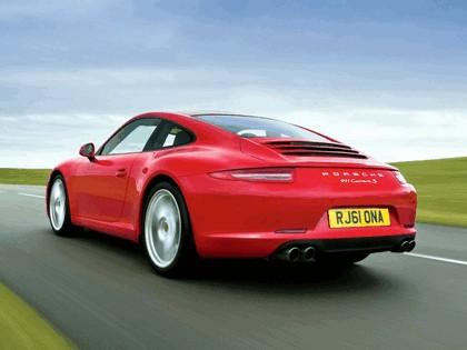 2012 Porsche 911 ( 991 ) Carrera S - UK version 17