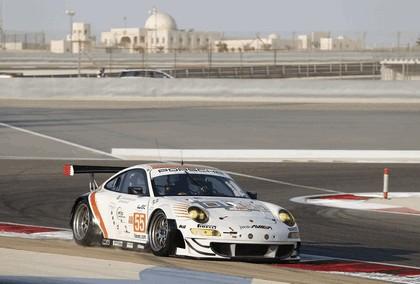 2012 Porsche 911 ( 997 ) GT3 RSR - Sakhir 16