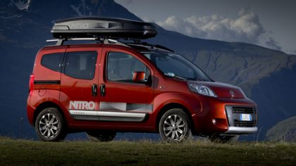 2012 Fiat Qubo with Pack Nitro 8