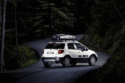 2012 Fiat Sedici with Pack Nitro 3