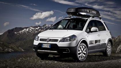 2012 Fiat Sedici with Pack Nitro 7