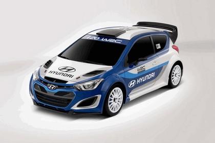 2012 Hyundai i20 WRC 1