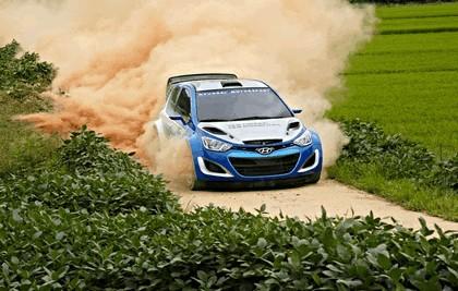 2012 Hyundai i20 WRC 2