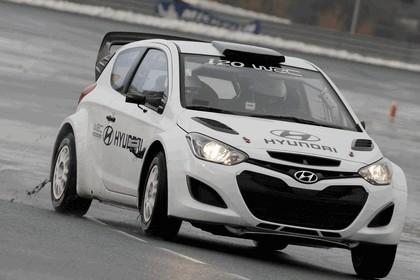 2012 Hyundai i20 WRC 4