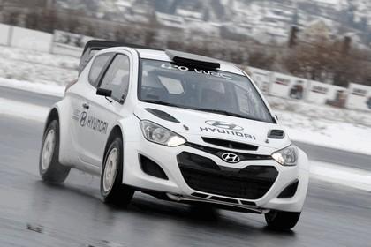 2012 Hyundai i20 WRC 18