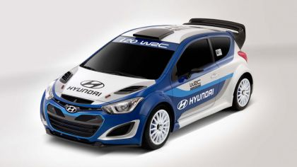 2012 Hyundai i20 WRC 3