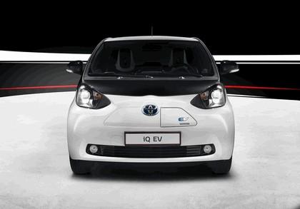 2012 Toyota iQ EV 1
