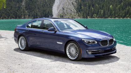 2013 Alpina B7 ( based on BMW 7er F01 ) - USA version 1