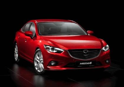 2012 Mazda 6 1