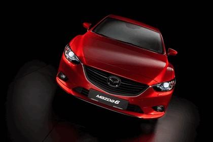 2012 Mazda 6 6