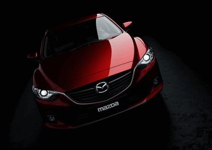2012 Mazda 6 7