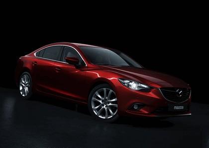 2012 Mazda 6 8