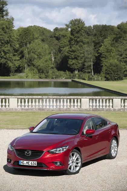 2012 Mazda 6 76