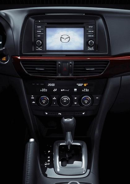 2012 Mazda 6 121