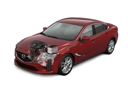 2012 Mazda 6 160