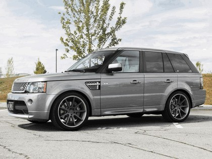2012 Land Rover Range Rover Silver Edition by SR Auto Group 1