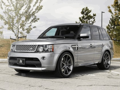 2012 Land Rover Range Rover Silver Edition by SR Auto Group 2