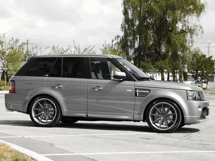 2012 Land Rover Range Rover Silver Edition by SR Auto Group 4
