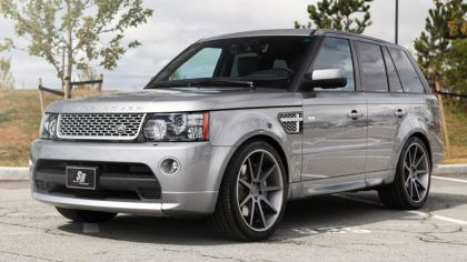 2012 Land Rover Range Rover Silver Edition by SR Auto Group 7