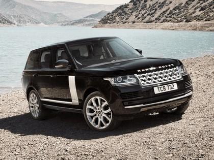 2012 Land Rover Range Rover - UK version 1