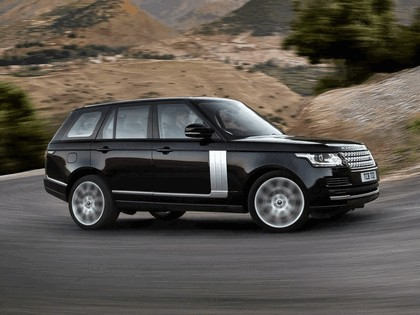 2012 Land Rover Range Rover - UK version 4