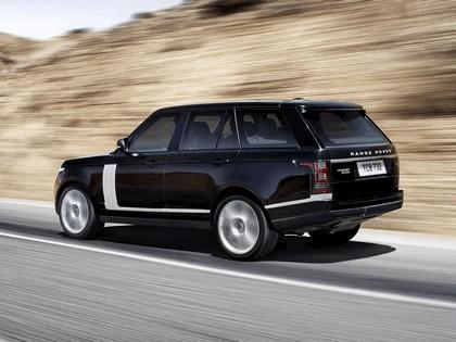 2012 Land Rover Range Rover - UK version 5