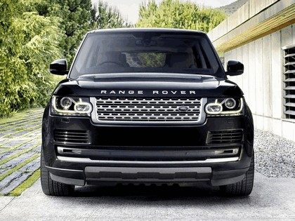2012 Land Rover Range Rover - UK version 6