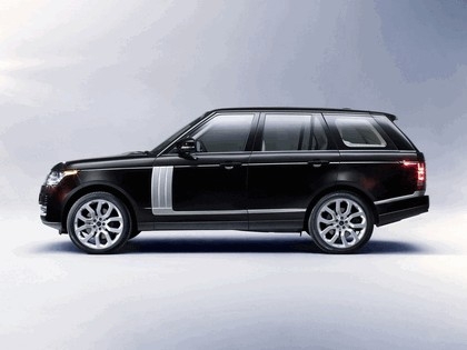2012 Land Rover Range Rover - UK version 8