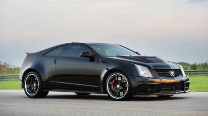 2012 Hennessey VR1200 Twin Turbo Coupé ( based on Cadillac CTS-V ) 5